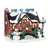 Department 56 Snow Village The Snowman House