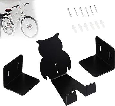 Soporte Pared Bicicleta, de Bicicleta Colgador Bicicleta Pared para Almacenamiento en Interiores en Garaje o Casa: Amazon.es: Deportes y aire libre