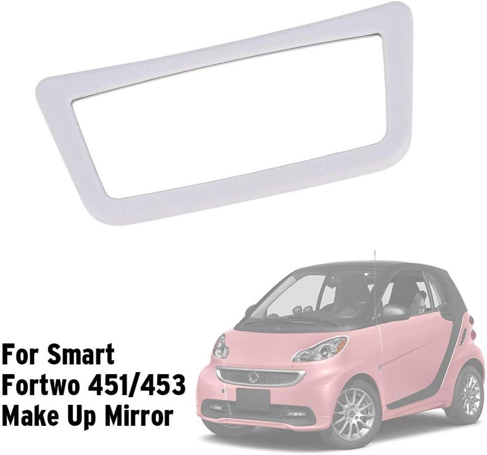 Anifm Sonnenblendenspiegel Kosmetikspiegel Autoinnenspiegel Autozubehör Für Benz Smart Fortwo Forfour 453 451 2007 2019 Küche Haushalt