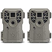 Stealth Cam PX14 8 MP Hunting Trail Game Camera, 2-Pack (Certified Refurbished)