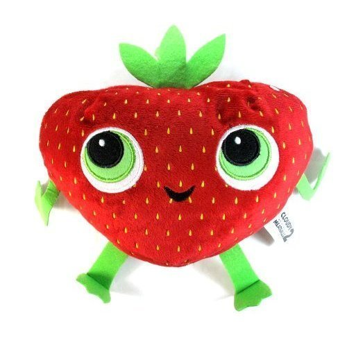 """Cloudy with a Chance of Meatballs 2 Foodimal Plush- 8"""" Barry the Berry Plush"""
