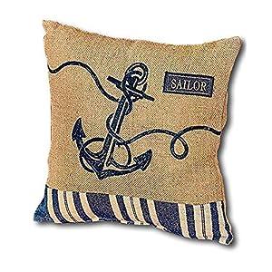 51UKnMTZzYL._SS300_ 100+ Nautical Pillows & Nautical Pillow Covers