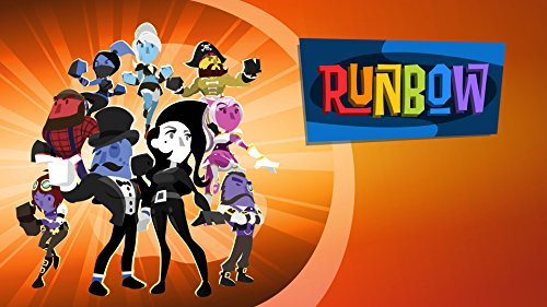 Runbow - Nintendo Switch [Digital Code] by Headup Games GmbH & Co. KG