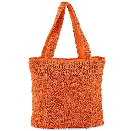 Pizco plage Sac orange Sac plage qt0rnatB