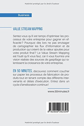Value Stream Mapping Methode De Cartographie Des Chaines De Valeur