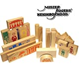 Mr. Rogers Neighborhood Classic 26-Block Set