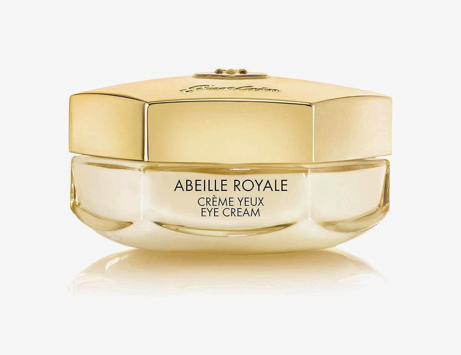 Guerlain ABEILLE Royale Crema DE Ojos 15ML Unisex Adulto, Negro, Estándar