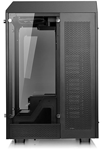 Thermaltake Tower 900 Black Edition Tempered Glass Fully Modular E-ATX Vertical Super Tower Computer Chassis CA-1H1-00F1WN-00 by Thermaltake (Image #4)