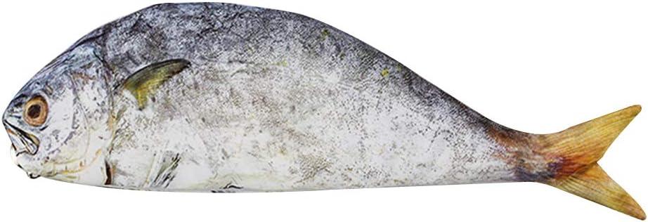 Wicemoon 28*11.5cm Estuche de Lápices Forma de Pez Bolso de La Pluma Estudiante Bolsa de Almacenamiento: Amazon.es: Juguetes y juegos