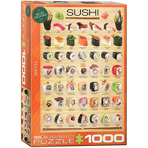 Sushi Puzzle 1000 Piece