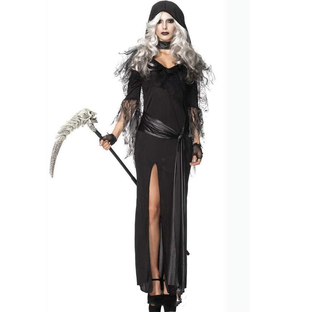 Olydmsky karnevalskostüme Damen Halloween Kostüm Rolle Kostümball Bar Leistung Kostüm