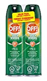 OFF! Deep Woods Insect Repellent - 2 x 230 Gram Value Pack