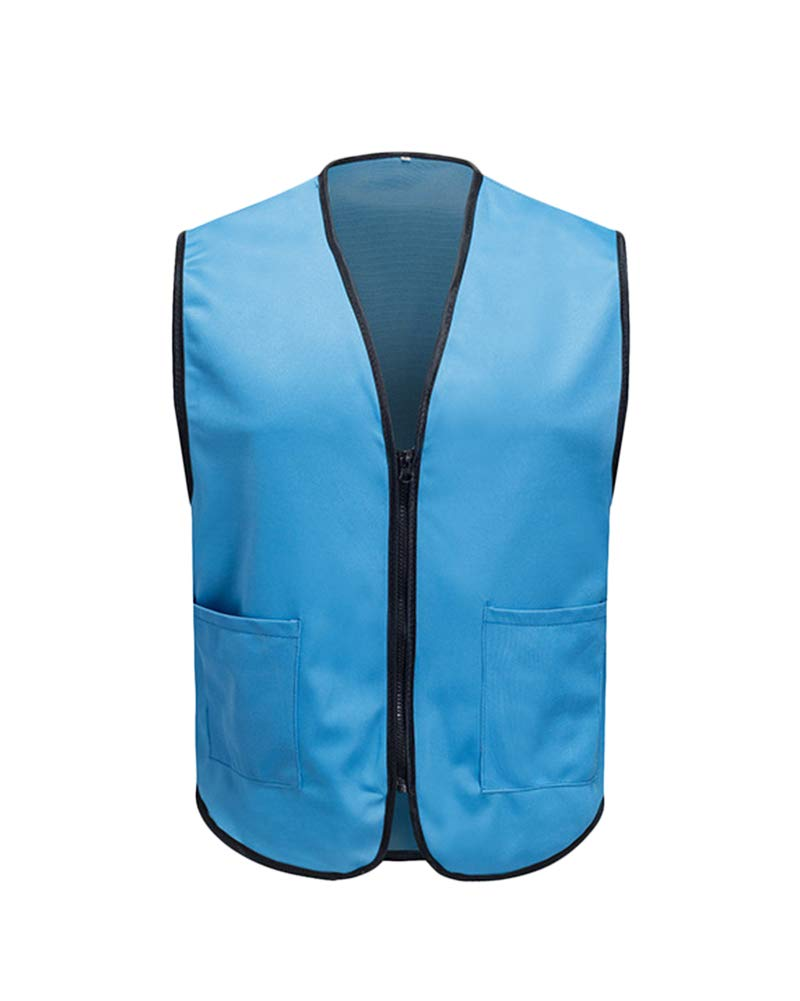 Vest Quick Dry Hunting Thin Gilet Top for Unisex Sky Blue L by Shaoyao