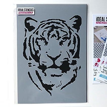 Hoja de Mylar Personalizado personalizado Stencil Reutilizable Artesanía Artes Pintar cualquier texto 1