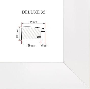 Deluxe35 Cadre D/'Image 26x21 cm ou 21x26 cm Photo Galerie Cadre de Poster