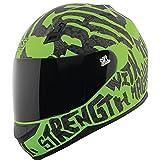 Speed & Strength SS700 Helmet - Rage With The Machine (MEDIUM) (MATTE GREEN/BLACK)