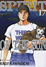 Spirit of the Sun, tome 17 par Kawaguchi