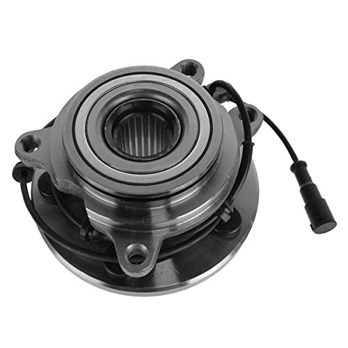 (Wheel Bearing & Hub Front Driver or Passenger for Land Rover Discovery Series II)