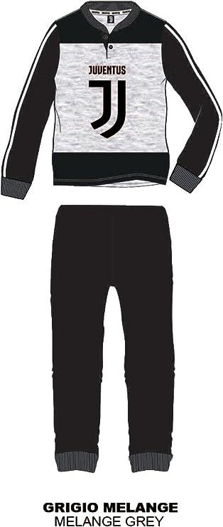 Grau offizielles Produkt XXL Juventus Schlafanzug f/ür Jungen und Herren