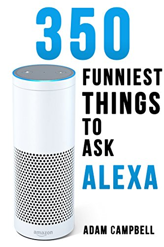 Alexa Echo Dot Book Funniest ebook product image