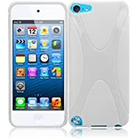 HR Wireless iPod touch 5 X TPU Protective Cover (White)