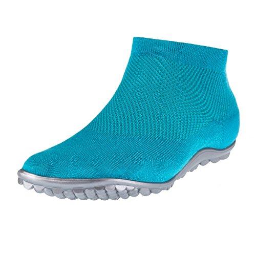 leguano Sneaker Türkis