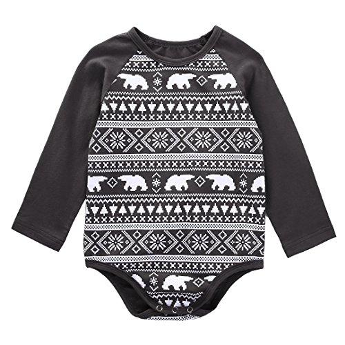 Christmas Clothes Bodysuit Jumpsuit Outfits product image