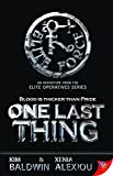 img - for One Last Thing (The Elite Operatives) book / textbook / text book