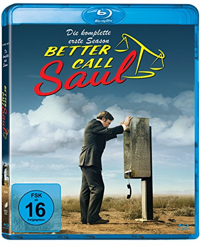 Better Call Saul -  Blu-ray