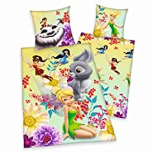 Tinker Bell 4419048027Double Quilt Cover by Fée clochette