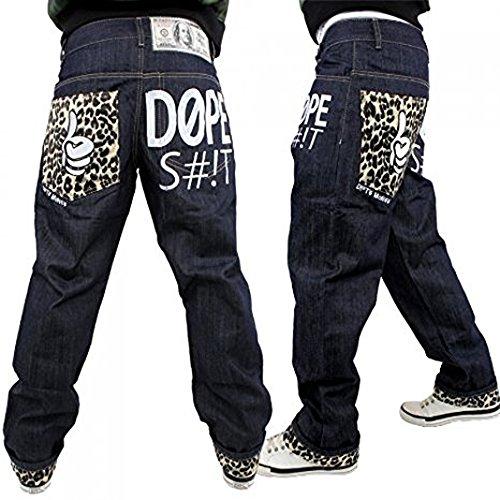 Dirty dinero Dope Jeans Raw Denim