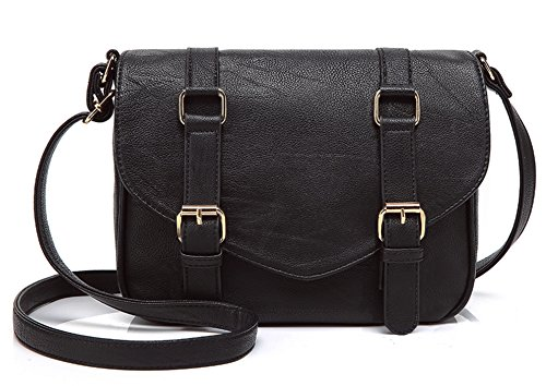 Scarleton Decorative Front Belt Crossbody Bag H172501 - ()