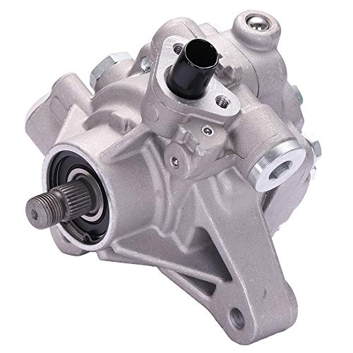 Power Steering Pump Fits 03-05 Honda Accord DX/EX/LX/SE CCIYU 21-5341 Power Steering Assist Pump 2003 Honda Accord Power Steering Pump