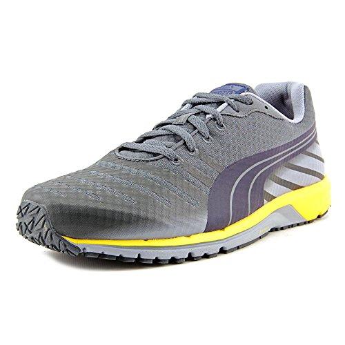 Cheap Puma Mens Faas 300 v3 Ombre EverTrack Running, Cross Training Shoes Gray 12