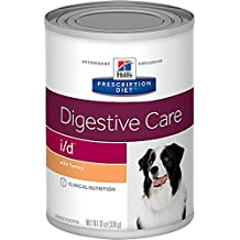 Hill's Prescription Diet i/d Canine Digestive care with Turkey Canned Food (Case of 12)