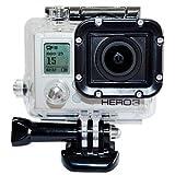 45m Waterproof PC Camera Housing Case for GoPro HD Hero 3