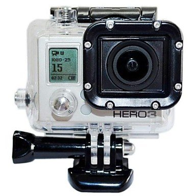 45m Waterproof PC Camera Housing Case for GoPro HD Hero 3 by HHPH