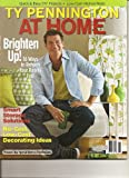 Ty Pennington At Home Magazine (Volume 2 Number 4 2009)