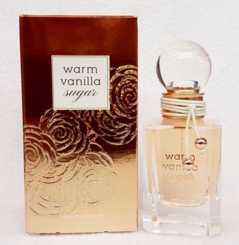 WARM VANILLA SUGAR Bath & Body Works Eau De Parfum 1.7 - Jasmine Vanilla Cologne