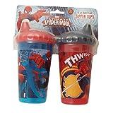 Marvel Ultimate Spider-man 2-10 Oz Sipper Cups