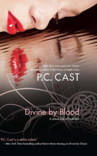 Divine by Blood (Partholon)