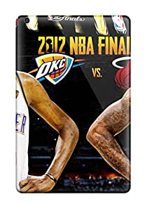 New Style sports nba basketball lebron james kevin durant miami heat oklahoma city thunder basketball player NBA Sports & Colleges colorful iPad Mini 2 cases