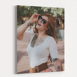 Westlake Art Eyewear Care - 16x20 Canvas Print Wall Art - Canvas Stretched Gallery Wrap Modern Picture Photography Artwork - Ready to Hang 16x20 Inch (299F-F68F0)
