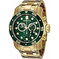 Relógio Invicta Pro Driver Dourado Masculino - 0075