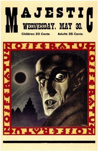 Amazon Com Nosferatu A Symphony Of Horror Movie Poster 11 X