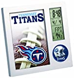 NFL Tennessee Titans Desk Clock