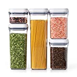 OXO Good Grips 5-Piece POP Container Set
