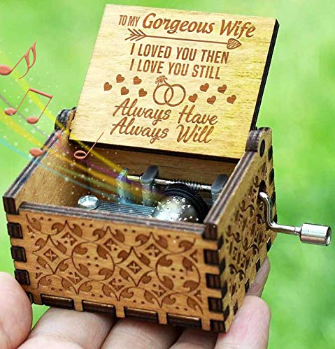 Best Musical Boxes & Figurines