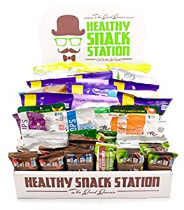 Healthy Snacks Care Package by The Good Grocer