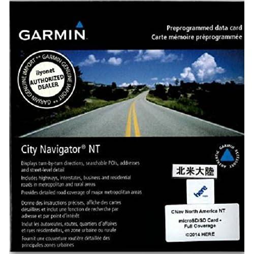 Garmin MapSource CN mSD/SD North America, 010-11551-00 (North America)